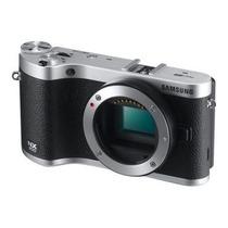 Câmera Samsung Smart Nx300 20 3mp Wi-fi C/ Bateria S/ Lente