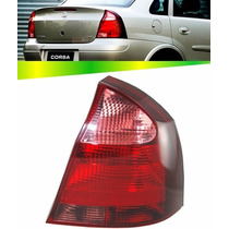 Lanterna Traseira Corsa Sedan 2008 2009 2010 2011 2012