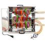 Churrasqueira Vertical Grill Eletrica 3 Espetos Rotativos