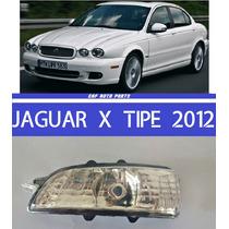 Pisca Seta Do Retrovisor Jaguar X Tipe 2012 Lado Esquerdo