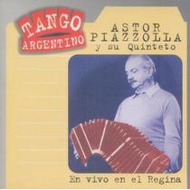 En Vivo En El Reginas - Astor Piazzolla Y Su Quinteto Cd