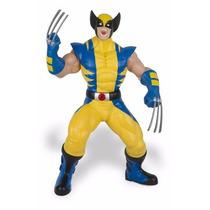 Boneco Wolverine Tradional Articulado 44 Cm Gigante - Mimo