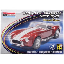 Kit-shelby Cobra 427 Modelo Plástico 01:24