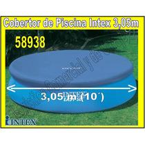 Cobertor De Piscinas Inflables 305 Cm Diametro Intex Bestway