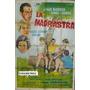 Afiche La Madrastra Jorge Salcedo, Gilda Lousek 1960
