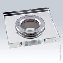 Spot Quadrado Espelhado Para Led Gu10, Mr16, E-27