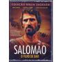 Dvd Salomão ( Coleção Bíblia Sagrada )