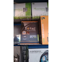 Tarjeta Grafica Zotac Geforce Gtx 750ti 2 Gb Gddr5 Pcie 16x