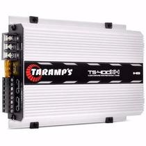 Amplificador Taramps Ts 400x4 400 Watts Rms 4 Canales Full