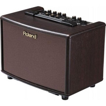 Amplificador Roland Violao E Voz Ac33 Rw Na Cheiro De Musica