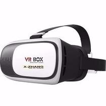Óculos Vr Box 2.0 Realidade 3d Android Los * Sem Controle*