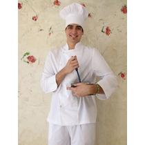 Chaqueta Cocinero Blanca