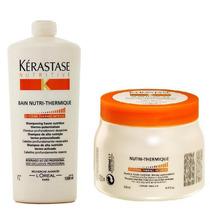 Kit Kerastase Nutri Thermique Sh 1 L + Masque 500g