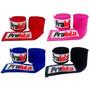 X10 Bandagem Atadura Elástica 3mt Muay Thai Boxe Artes Marc