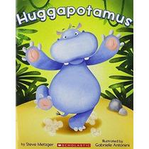 Livro Importado Huggapotamus
