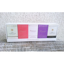 Kit Miniatura De Perfume Bvlgari