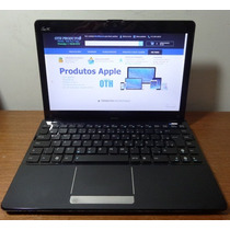 Notebook Asus Eee Pc 1215b 12,1 Amd C-50 1ghz 3gb Hd-320gb