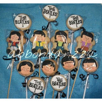 Galletas Decoradas Los Beatles Mamuts Bubulubus
