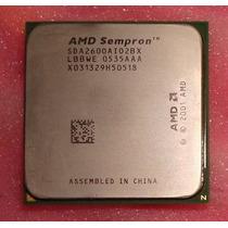 Sempron 2600+ Socket 754 1,6 Ghz 64 Bits Bx Oem Com Garantia