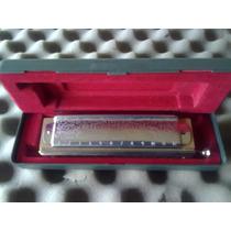 Armonica Hohner Super Chrom Cromatica Do 48/270 Permuto !!!!