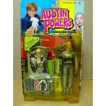 Austin Porwers Figura Dr Evil Mc Farlane P Comp Lee Descrip