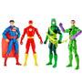 Super Heroes Dc Comics 31cm Alt Articulables Original Mattel