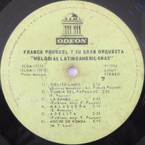 Franck Pourcel Y Su Gran Orquesta Melodías Latinoamericanas