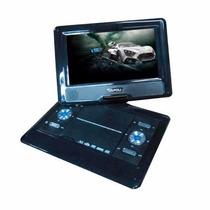 Dvd Bluray Portátil Tv Digital Tela 10.1 Hdmi Hd 1080p