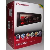 Auto Radio Pioneer Mvh-288bt Bluetooth Usb