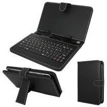 Capa P/tablet Teclado Multilaser Cce Navcity 7 Polegadas Usb
