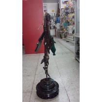 Escultura De Pez Hecho De Materiales Reciclado Envio Gratis