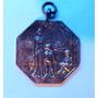 Medalla Sociedad Fomento Parroquia Las Heras 1908 Rossi