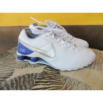 Tenis Nike Shox Deliver + Envio Dhl Gratis