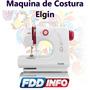 Máquina De Costura Elgin Bella Bl 1200 Bivolt Portátil