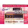 Amplificador De Bulbos General Electric Stereo Classic M7600