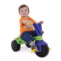 Triciclo Para Niños Niñas Dino Dan Regalo Fiesta Dinosaurio