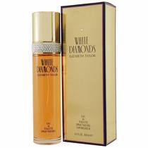Perfume Original White Diamonds Dama 100 Ml Elizabeth Taylor