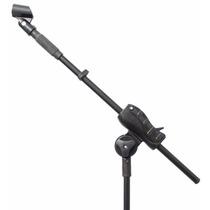 Pedestal Suporte Universal P/ Microfone Girafa C/ Cachimbo