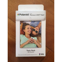 Papel Fotografico Zink Paper Polaroid P/ Zip Mobile Printer