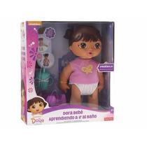 Dora La Exploradora Bebé Aprendiendo Ir Al Baño Envío Gratis