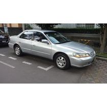 Honda Accord Plata