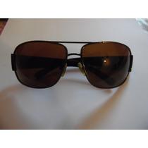 Óculos De Sol Feminino Marrom Importado Prada Original