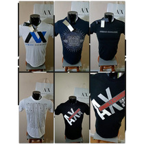 Poleras Armani Exchange