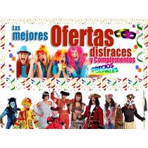 Disfraces Para Niños Niñas Halloween Carnaval Fiesta Evento