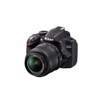 Camera Digital Nikon D3200 Lente 18-55mm