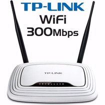 Router Inalámbrico Tp-link N300 Mbps Modelo Tl-wr841n Nuevo
