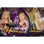 Guitarra Acustica Diseño Exclusivo Hannah Montana D-carlo