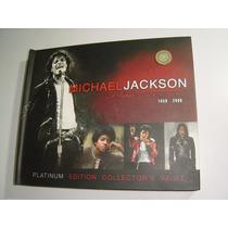 Libro Michael Jackson Completo Platinum Edition Vault