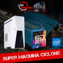 Cpu Gamer I7 6700 + Gtx 970 + 32gb Hyperx Fury Ddr4 +ciclon*