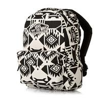Mochila Vans Realm Backpack White Sand